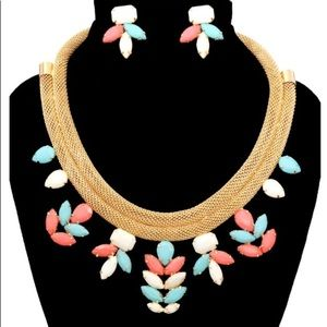  Senai 2 NECKLACE SET *NWT* 